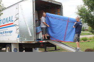 Residential Movers Ann Arbor, MI