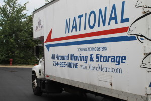 Moving Services Ann Arbor, MI