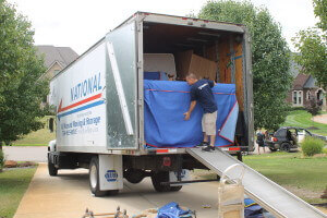 Professional Movers Birmingham, MI
